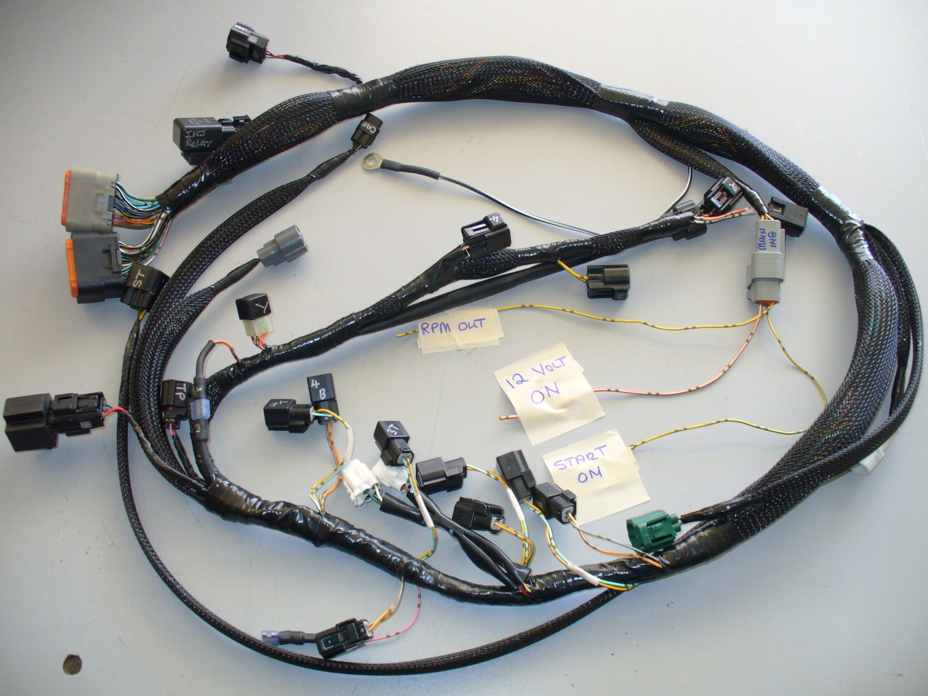 Rilltech Racing Wiring Harness New Technology Simplified